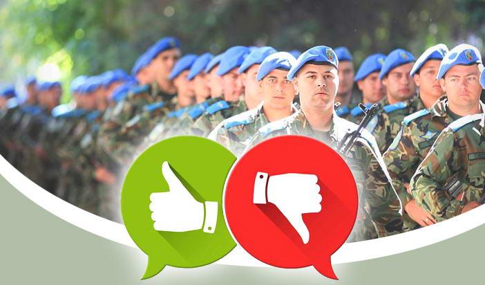 """Всички аргументи """"за"""" и """"против"""" казармата (с елементи на бойни действия)"""