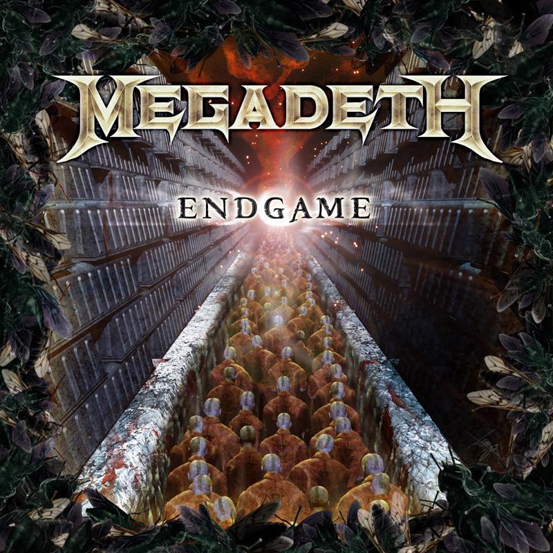 Megadeth – обложка на EndGame