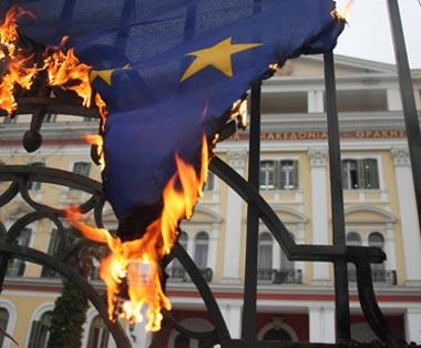 Гръчки протест