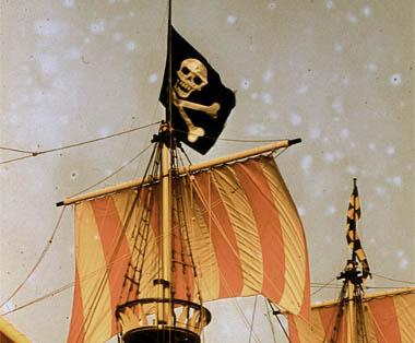 Под пиратски флаг…