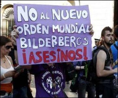 Протести в Испания