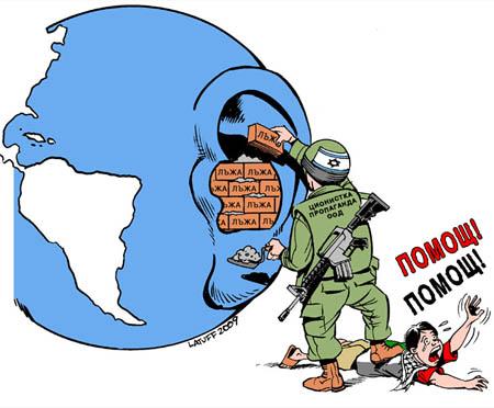 Ционистка пропаганда