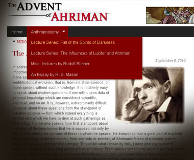 The Advent of Ahriman