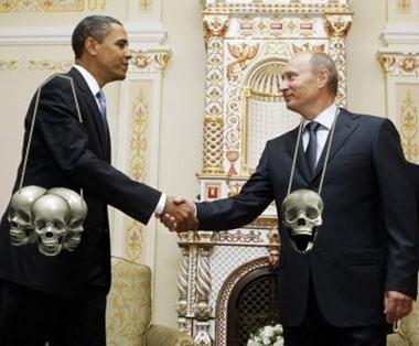 Warlords: Путин и Обама – царе на войната