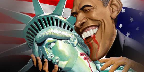 Новогодишен подарък: Обама подписа злокобния закон NDAA