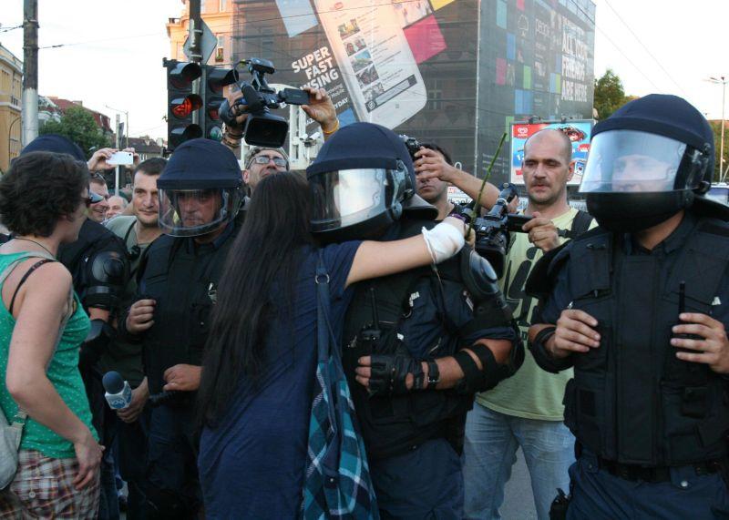 Любов за родната полиция