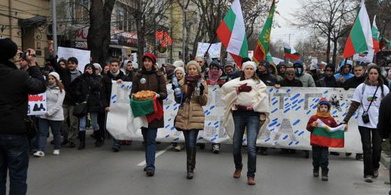 Съществената разлика между българските и чуждите протести