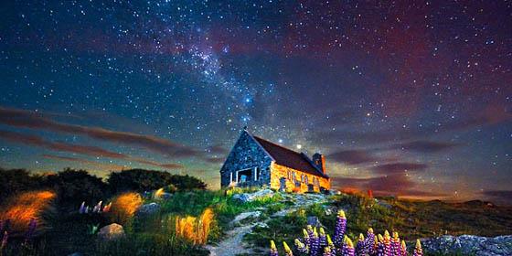 Искрено и лично: За моята строяща се Църква и техните съборни църкви