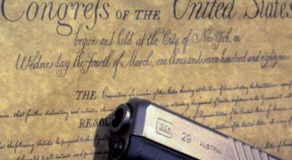 Кой се страхува от оръжието на свободните граждани