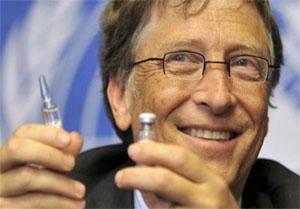 Над 50 деца парализирани след ваксина против менингит от Бил Гейтс