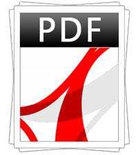 PDF икона