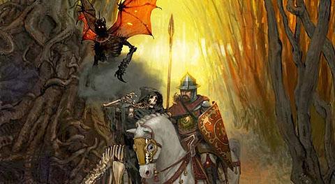 Рицарят, смъртта и дяволът