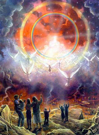 Цитати: Етерната поява на Христос като своеобразно завръщане