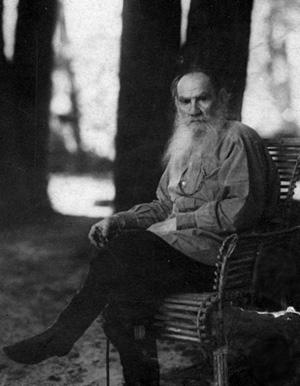 Лев Толстой за Закона на Любовта и законите на насилието