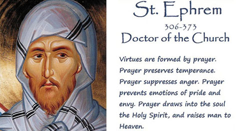Пророчество на Св. Ефрем Сирин за въплътения Антихрист