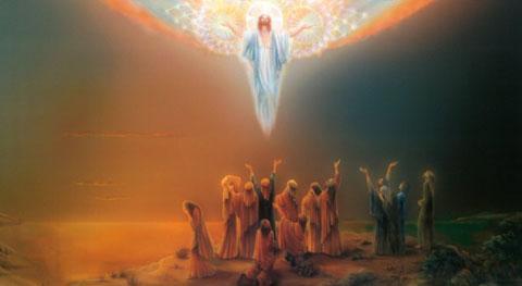 Етерната поява на Христос или новото Му пришествие (2/3)