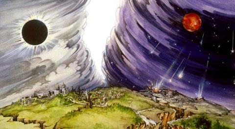 Френски пророчества за бедствията в Последните времена