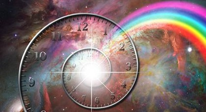 Време и пространство — избрани слова от Учителя Беинса Дуно