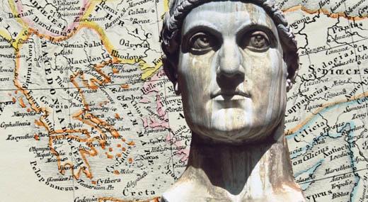Георги Сотиров — Езикът на Константин Велики