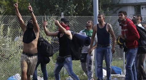 Полицията прикрива изнасилвания, извършени от мигранти