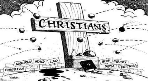 Убийствата на християни имат съвсем ясни причини
