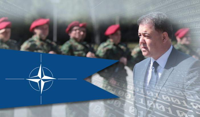 Военният отчет е за… НАТО (Подведе ли Ненчев младежите?)