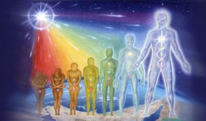 Шестата раса: От нисшето към висшето Аз