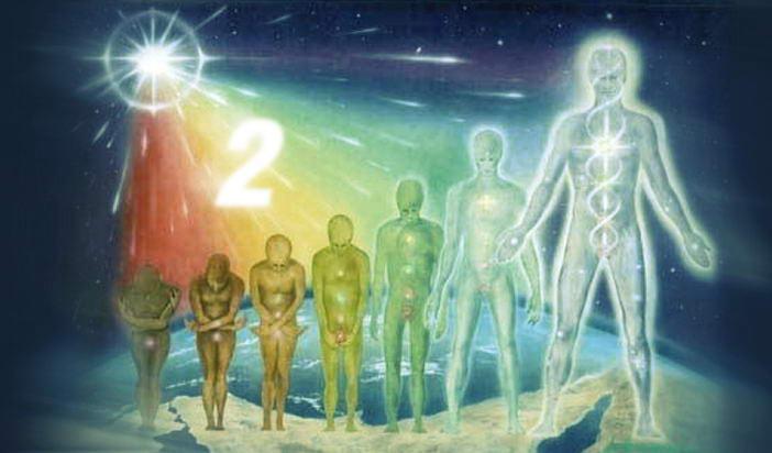 Шестата раса: Служене, даване и себераздаване