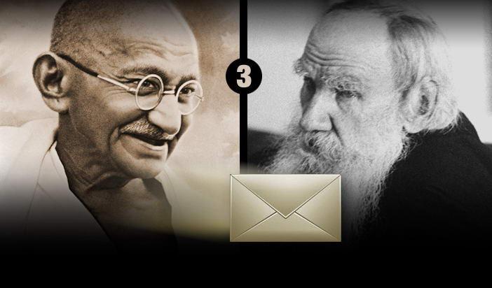 Мирната съпротива: Второ писмо на Ганди до Толстой (с бележки)