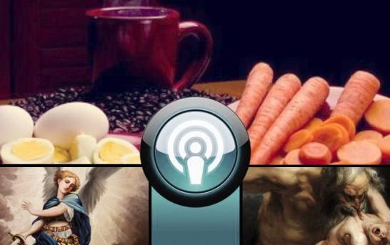 Апокалипсисът и притчата за моркова, яйцето и кафеното зърно