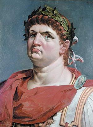 """Абрахам Янсенс, 1618: """"Император Нерон"""""""
