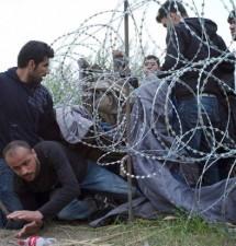 На границата: Воят на държавата срещу частната инициатива