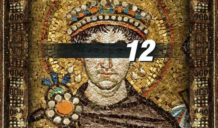 """Покушението над Юстиниан"" — 12: Anecdota на Прокопий"