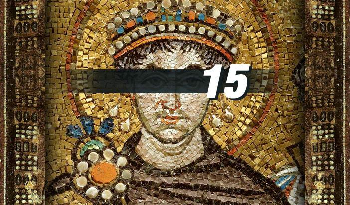 """""""Покушението над Юстиниан"""" — 15: И все пак един Теофил"""