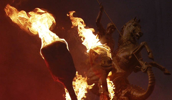Тракийско наследство в българския фолклор (6): Обреди с огън