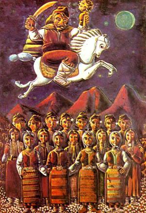 Тракийски конник