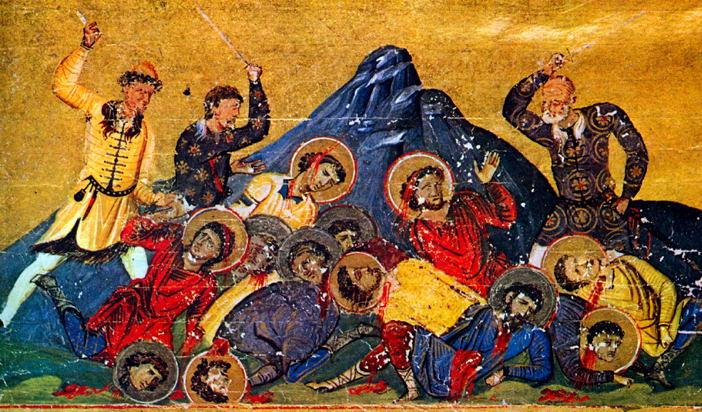 Езически българи избиват ортодокс