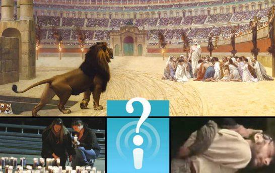 Истинските мъченици и другите