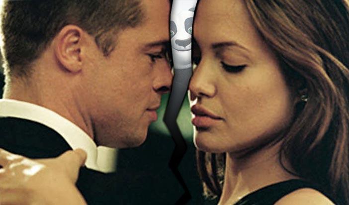 """Джоли и Пит """"принудени"""" да се разделят от чуждоземни филмови режисьори"""