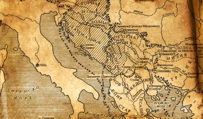 Църквата на апостол Павел в диоцеза Източен Илирик