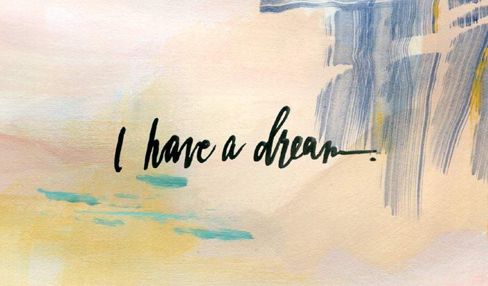 Безпартийна предизборна агитация: Имам една мечта...