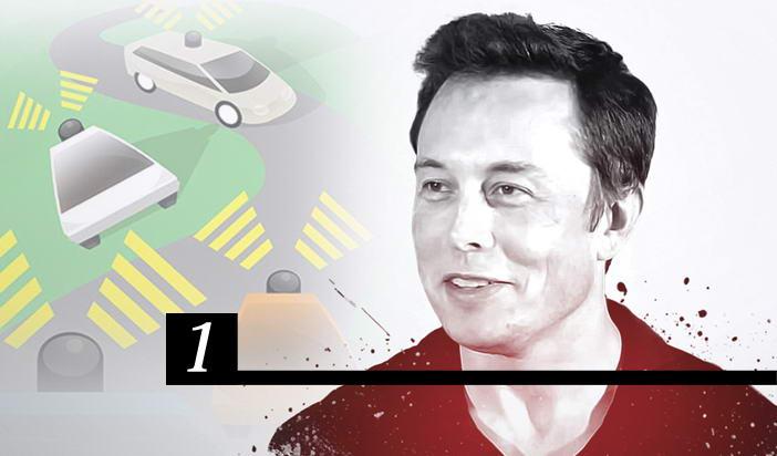 """Автономните коли """"Тесла"""" и поклон доземи пред Илон Мъск"""