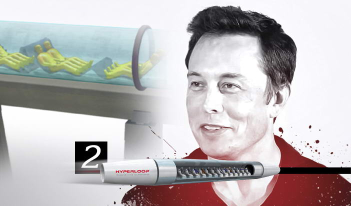 Свръхзвуковият Hyperloop и нов поклон доземи пред Илон Мъск