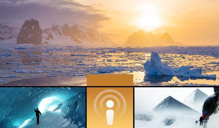 Белите петна в Духовната наука: Тайните на Антарктида