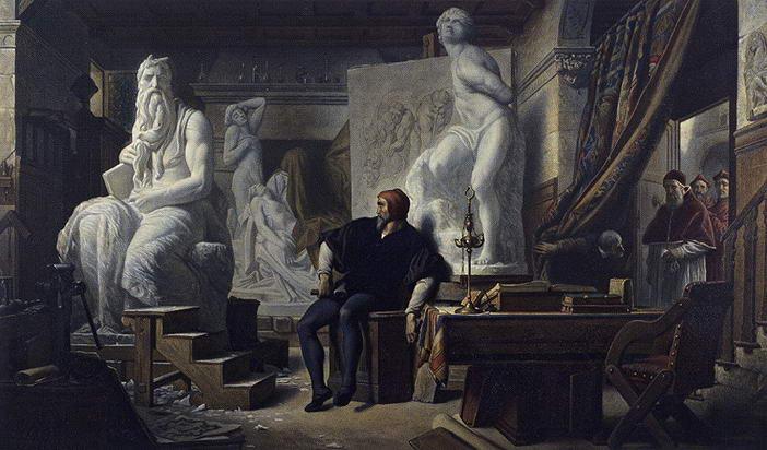 26 мъдри изказвания на Микеланджело Буонароти