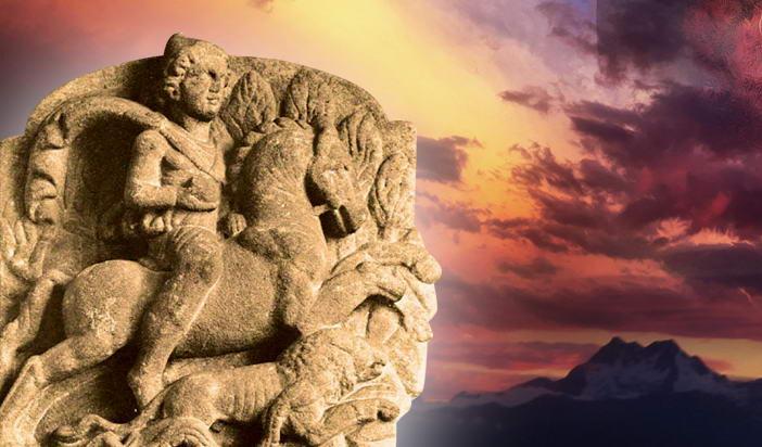 Петър Георгиев: Тракийският херос, Сабазий, Митра — иконография