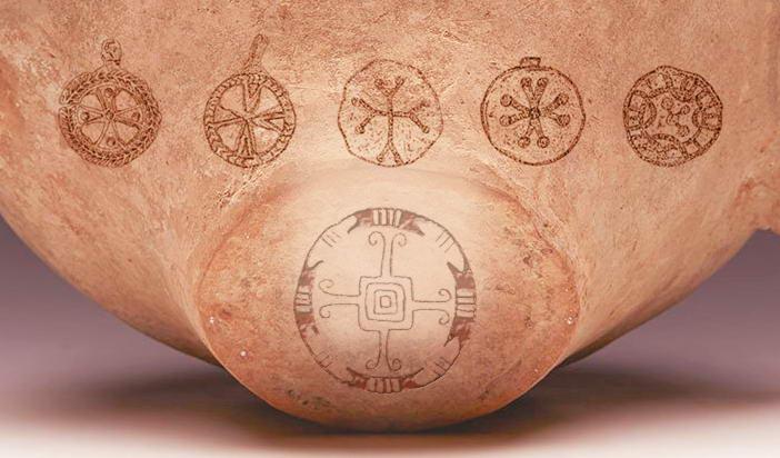 Кръстове в шевиците от Софийско и тяхната праисторическа основа