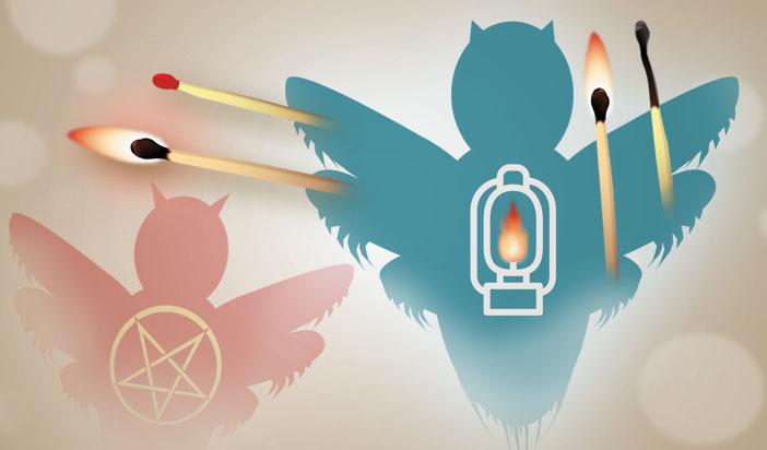 Тъмните духове — 05: Цинизъм и безразличие (апатия)