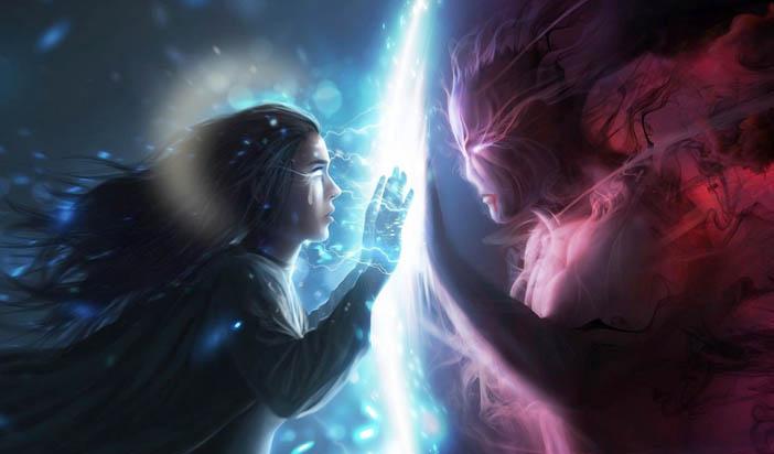 Войната между доброто и злото и нейните бъдещи изражения