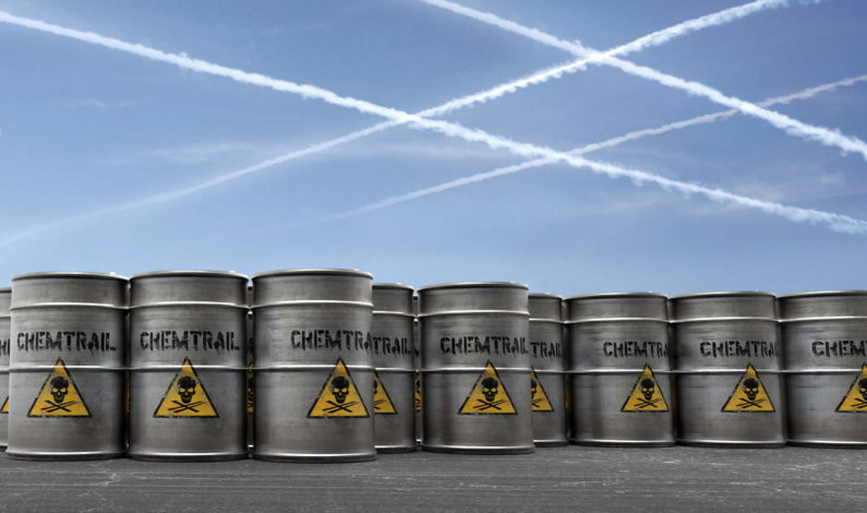 Бивш военен метеоролог признава, че самолети разпръскват алуминий в атмосферата